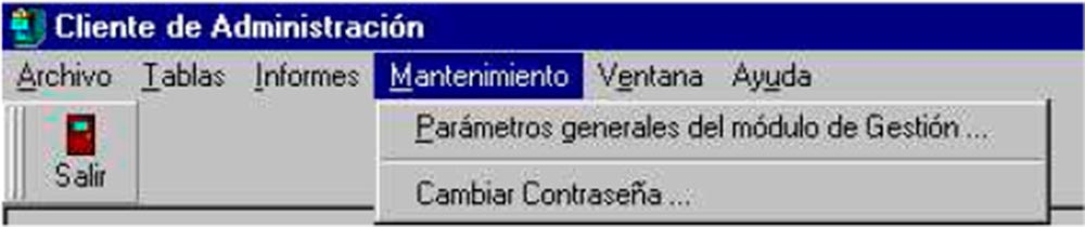 software control de peaje