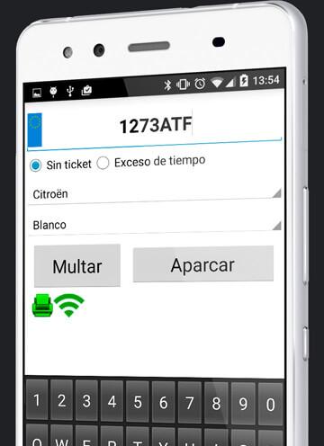 app para controlador