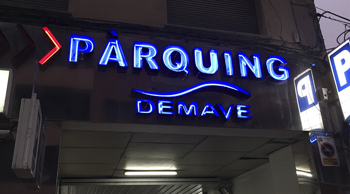 parking-demave