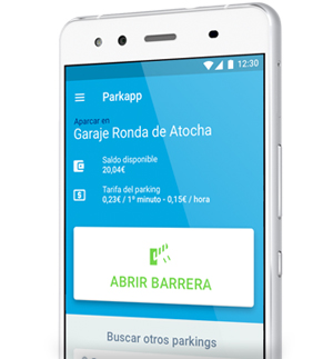 intertraffic mexico 2016 car park app