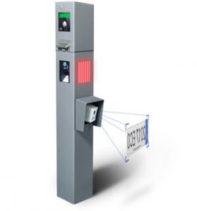intertraffic mexico parking machines