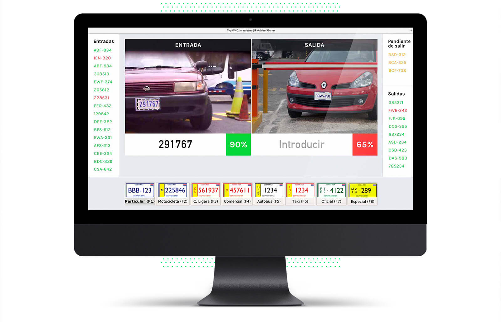 3LPR License Plate Recognition System
