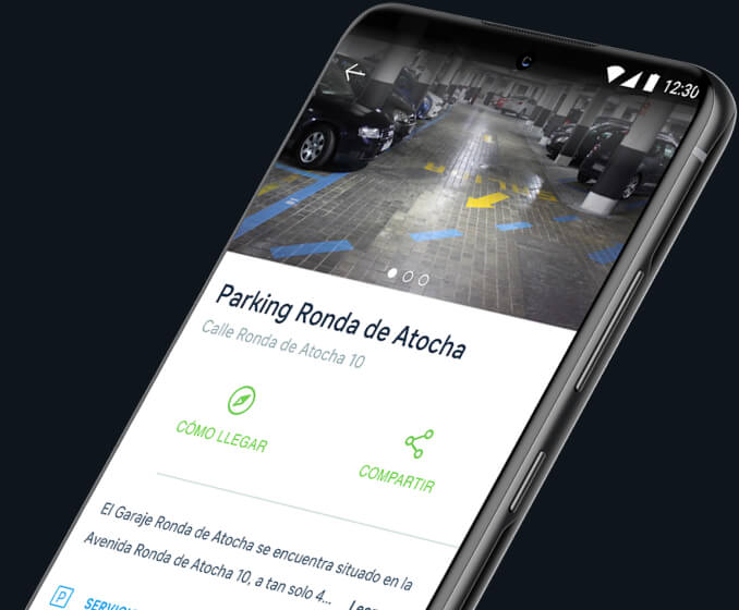 app para parkings
