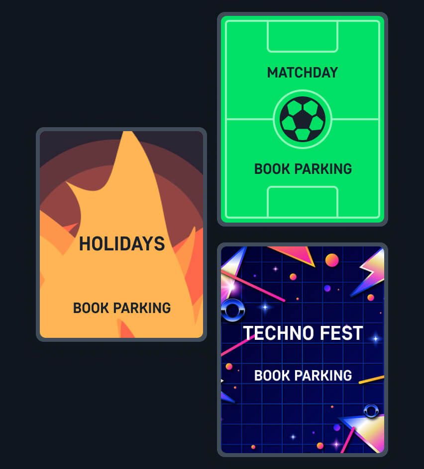 booking platforms for car parks