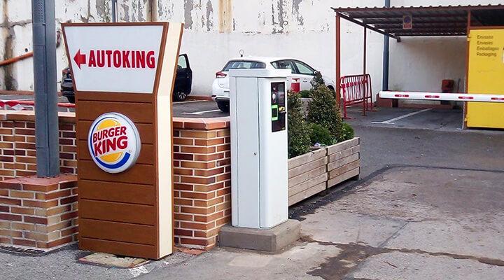 parking burguer king andorra