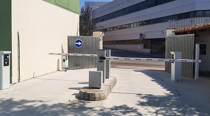 parking el suro